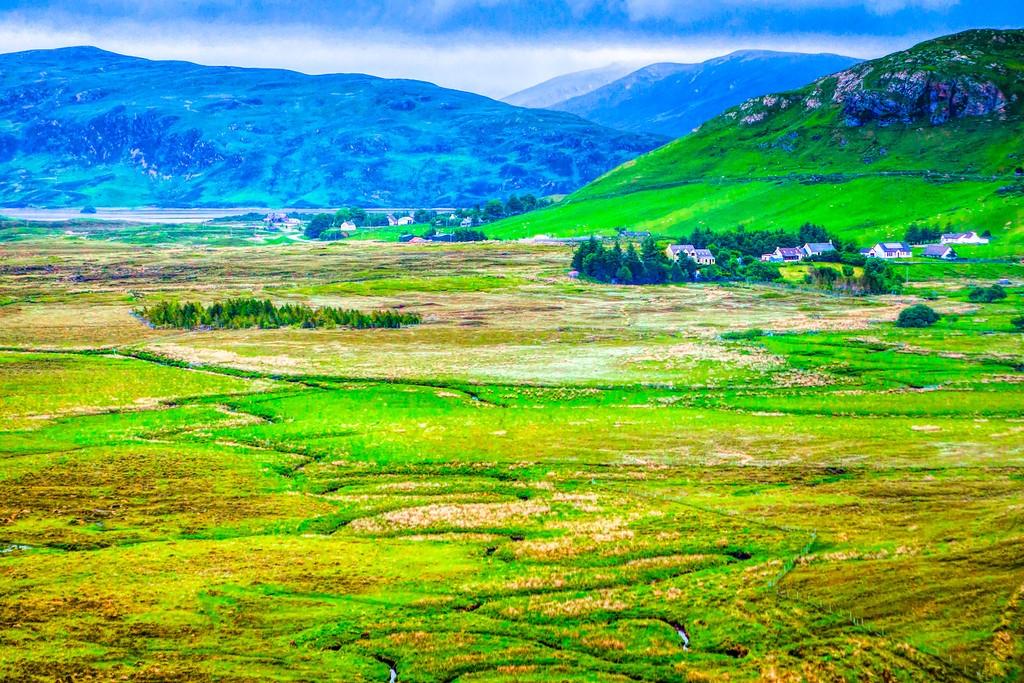 苏格兰美景,一眼望去_图1-22