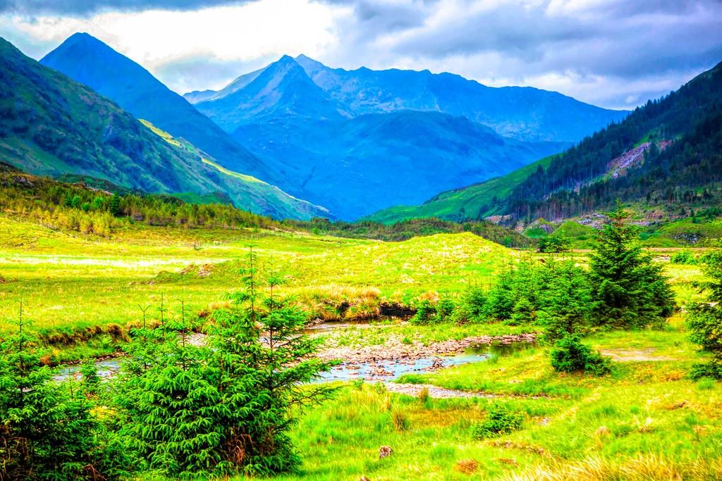 苏格兰美景,一眼望去_图1-28