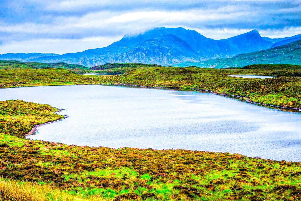 苏格兰美景,一眼望去_图1-30