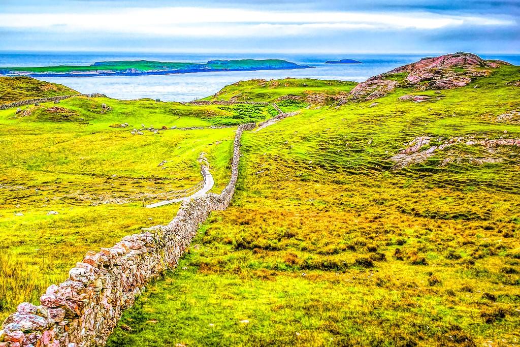 苏格兰美景,一眼望去_图1-32