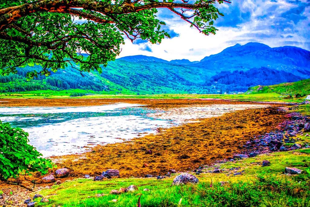 苏格兰美景,一眼望去_图1-36