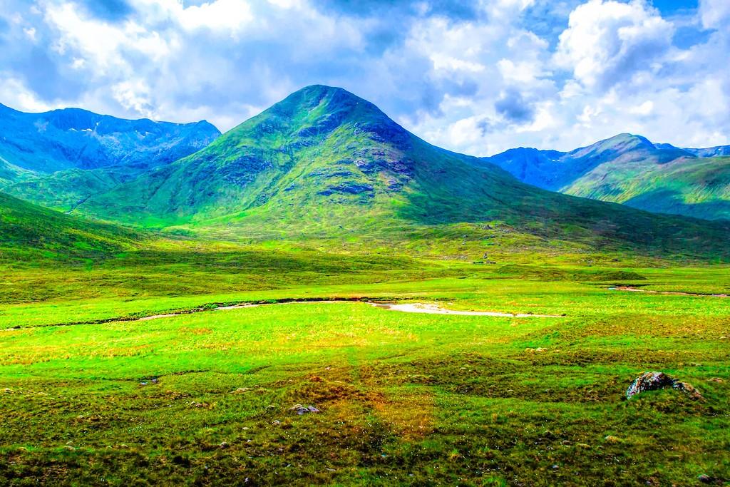 苏格兰美景,一眼望去_图1-34