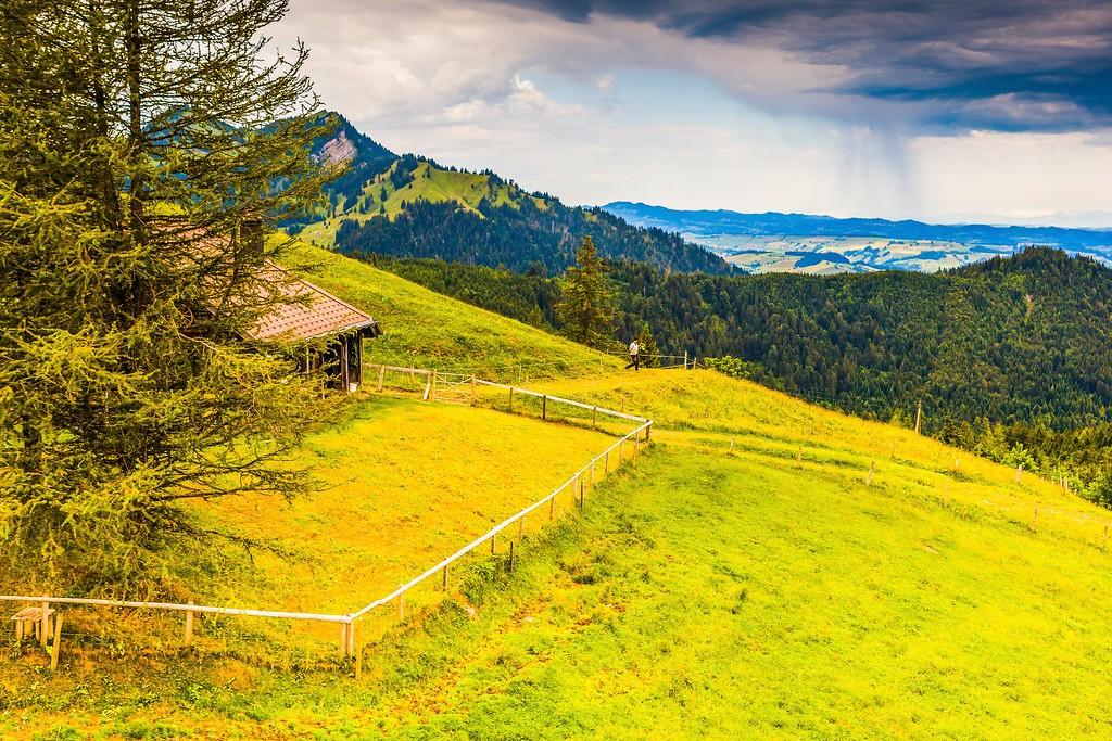 瑞士卢塞恩(Lucerne),登高望远_图1-8