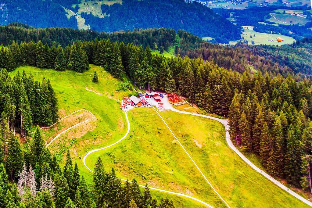 瑞士卢塞恩(Lucerne),登高望远_图1-6
