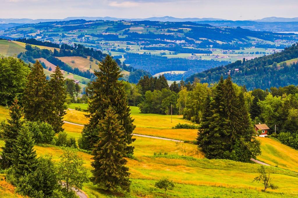 瑞士卢塞恩(Lucerne),登高望远_图1-24