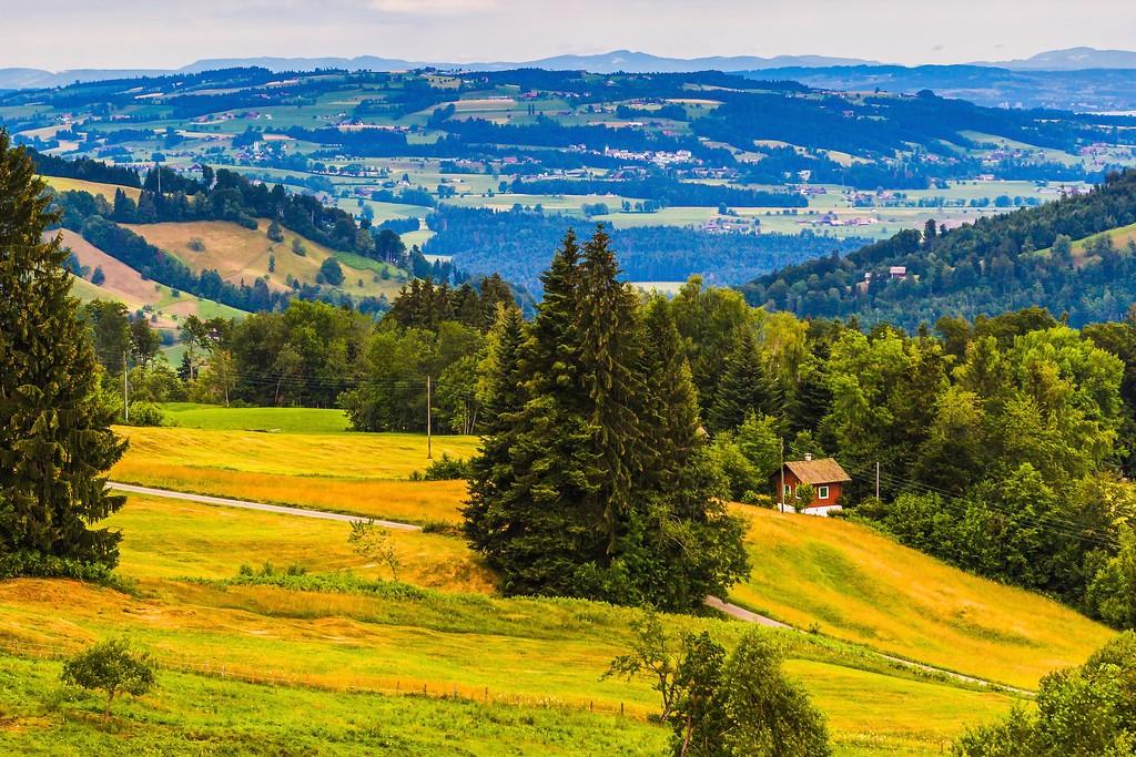 瑞士卢塞恩(Lucerne),登高望远_图1-22