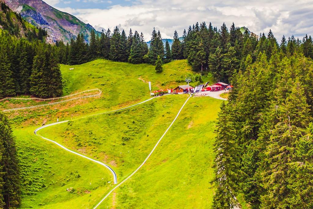 瑞士卢塞恩(Lucerne),登高望远_图1-32