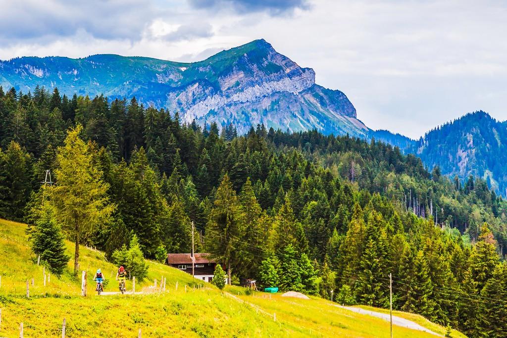 瑞士卢塞恩(Lucerne),登高望远_图1-33