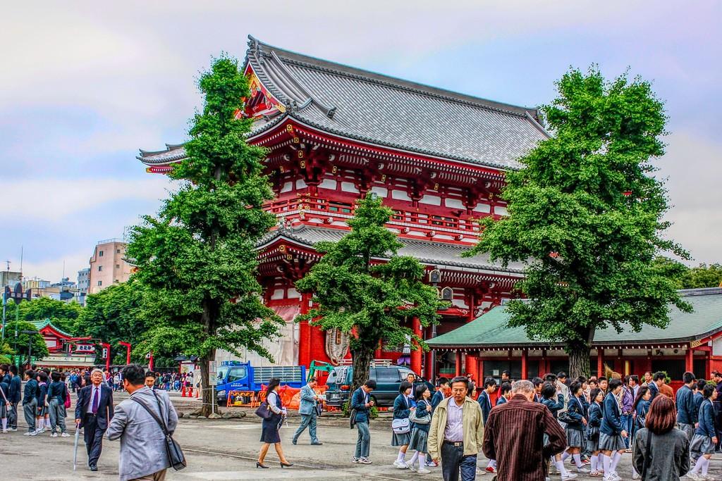 日本印象,独特民族风格_图1-3