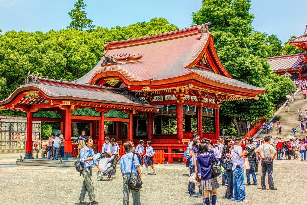 日本印象,独特民族风格_图1-2