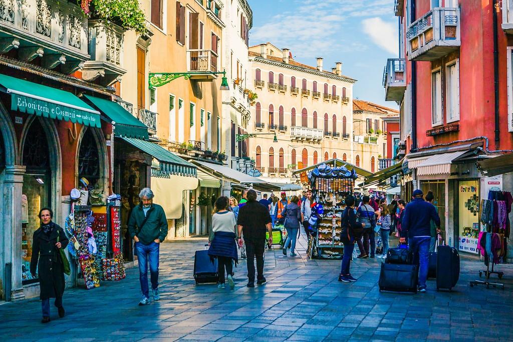 意大利威尼斯,大街小巷面面观_图1-28