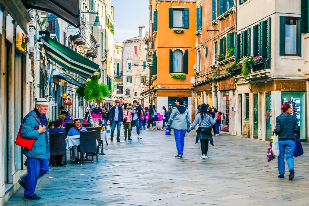 意大利威尼斯,大街小巷面面观_图1-26
