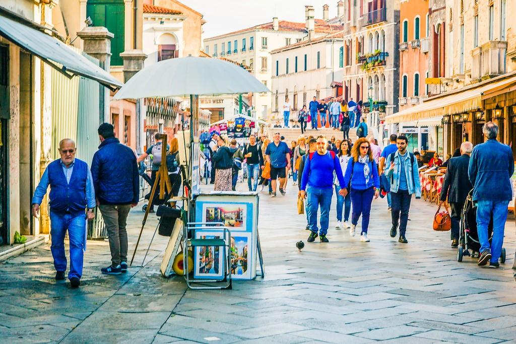 意大利威尼斯,大街小巷面面观_图1-19