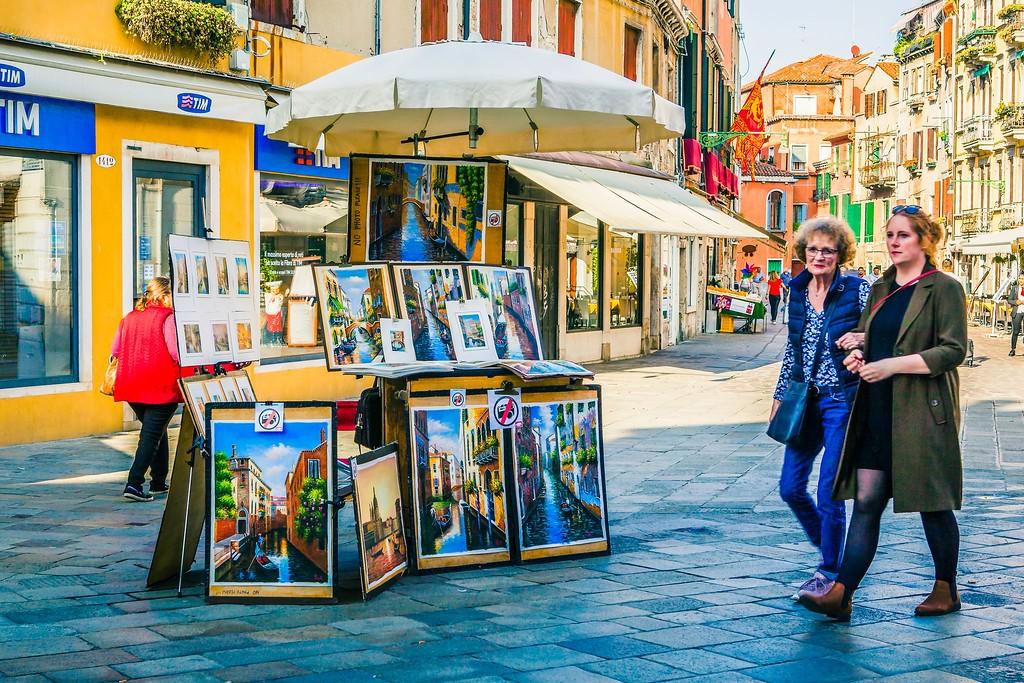 意大利威尼斯,大街小巷面面观_图1-22