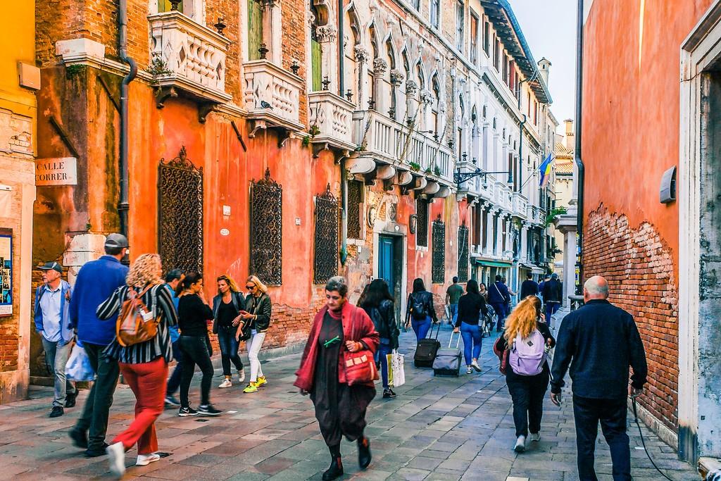意大利威尼斯,大街小巷面面观_图1-13