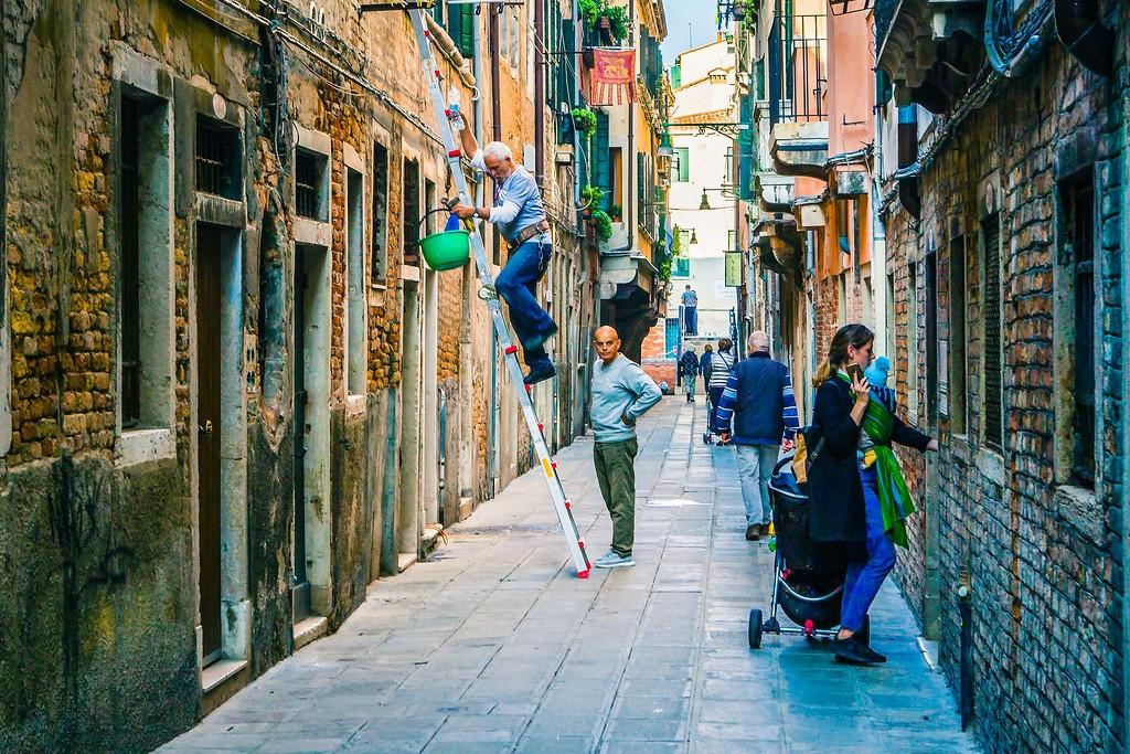意大利威尼斯,大街小巷面面观_图1-1