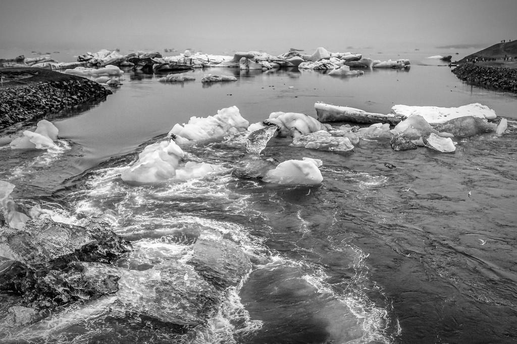 冰岛冰川泻湖(Glacier Lagoon),水上冰雕_图1-5