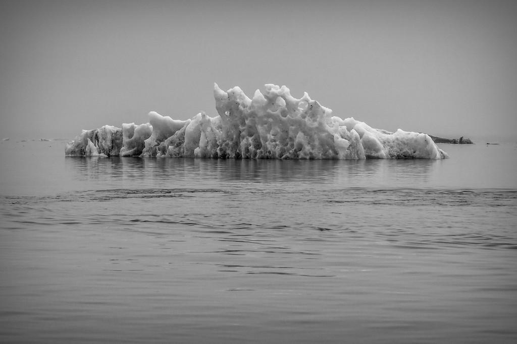 冰岛冰川泻湖(Glacier Lagoon),水上冰雕_图1-13
