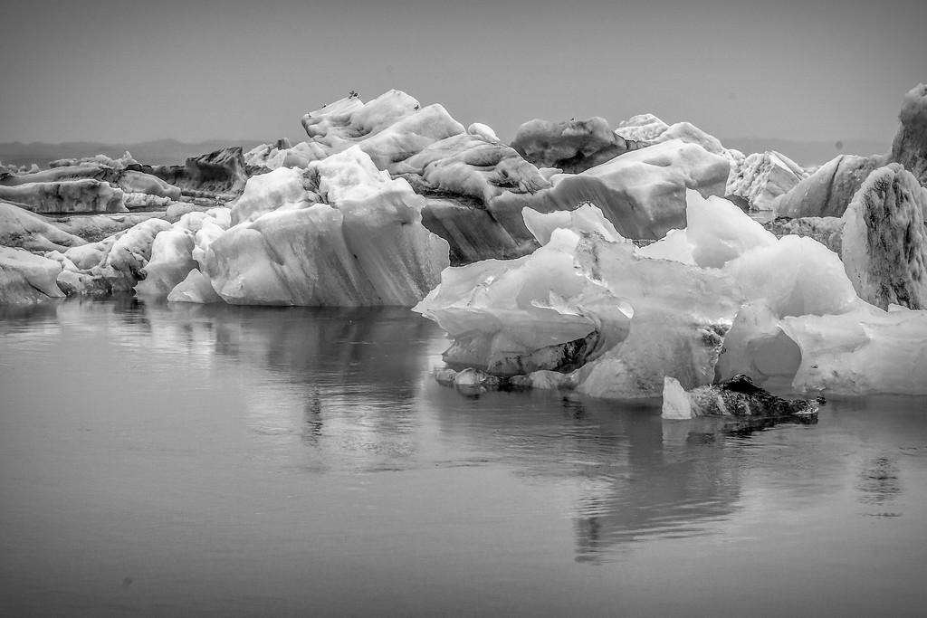 冰岛冰川泻湖(Glacier Lagoon),水上冰雕_图1-14