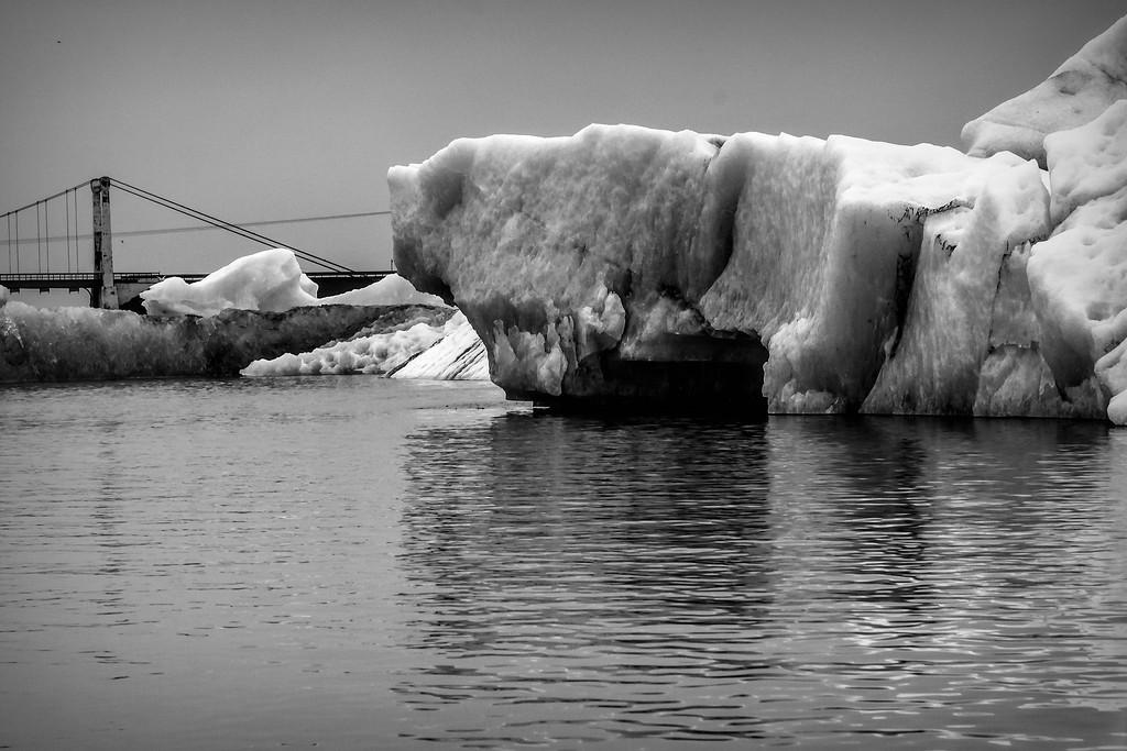 冰岛冰川泻湖(Glacier Lagoon),水上冰雕_图1-15