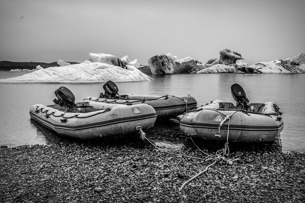 冰岛冰川泻湖(Glacier Lagoon),水上冰雕_图1-22