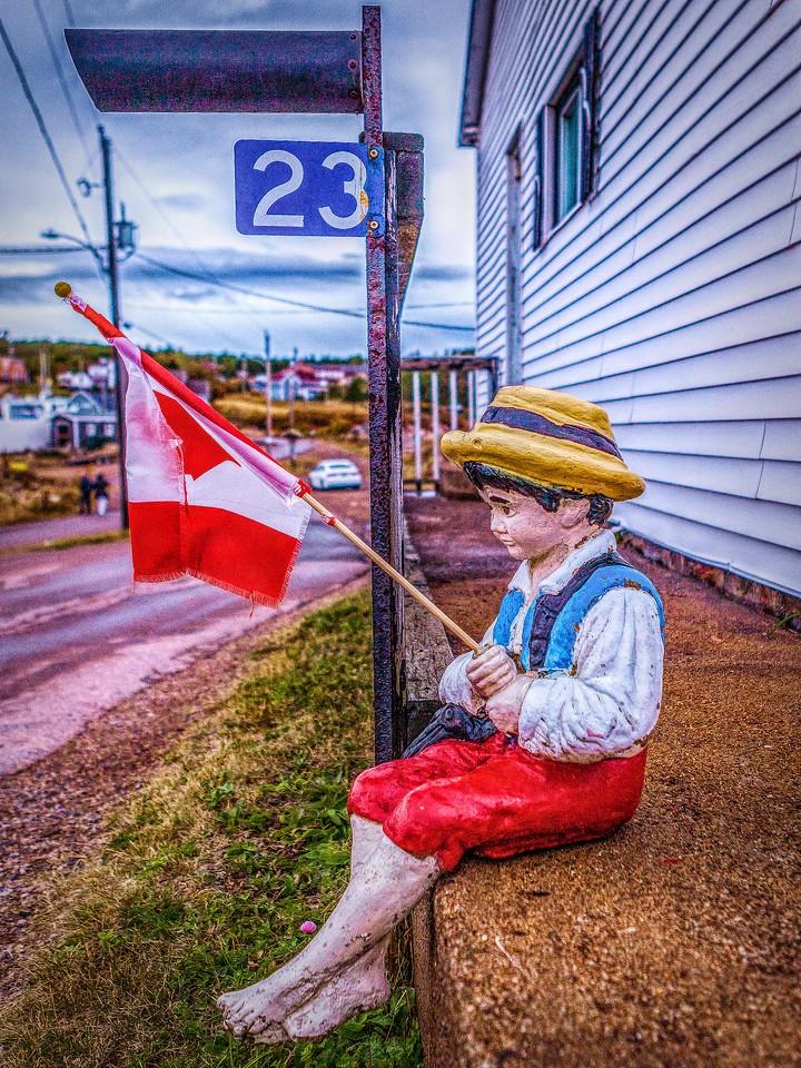 加拿大路途,村里的发现_图1-29