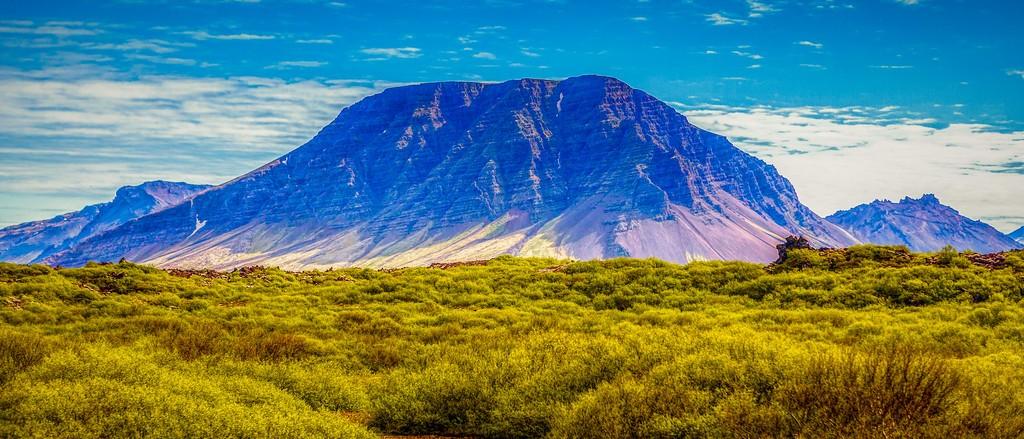 冰岛风采,迎面的山体_图1-37
