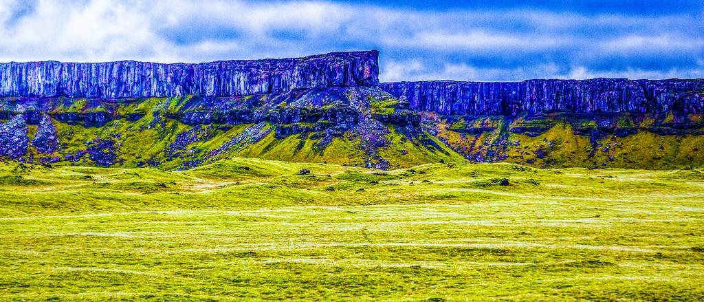 冰岛风采,迎面的山体_图1-39