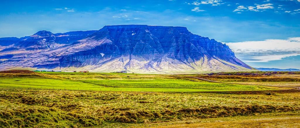 冰岛风采,迎面的山体_图1-40