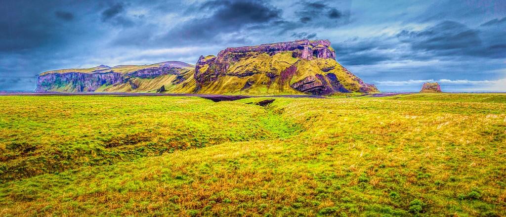 冰岛风采,迎面的山体_图1-34