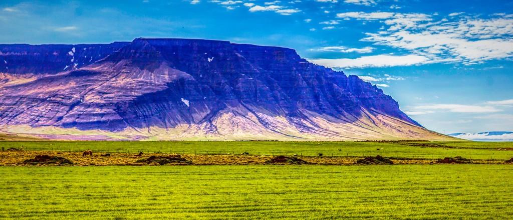 冰岛风采,迎面的山体_图1-35