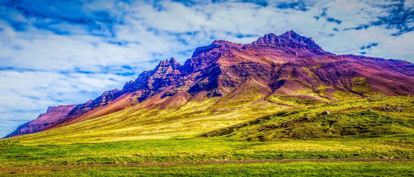 冰岛风采,迎面的山体_图1-36
