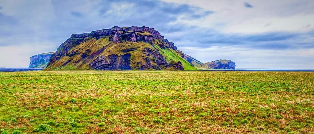 冰岛风采,迎面的山体_图1-30