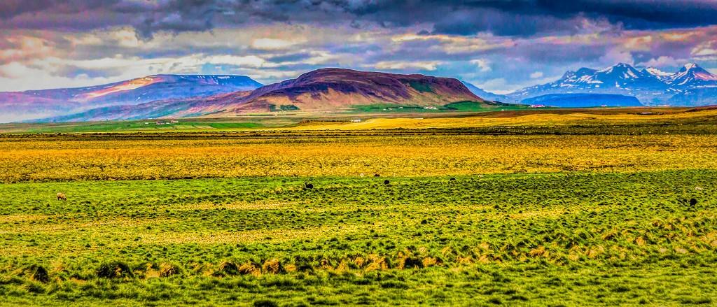 冰岛风采,迎面的山体_图1-25