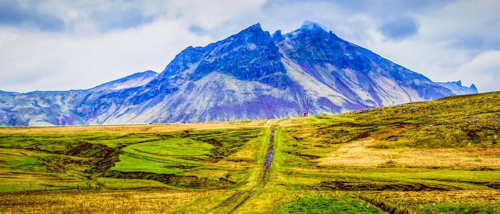 冰岛风采,迎面的山体_图1-28