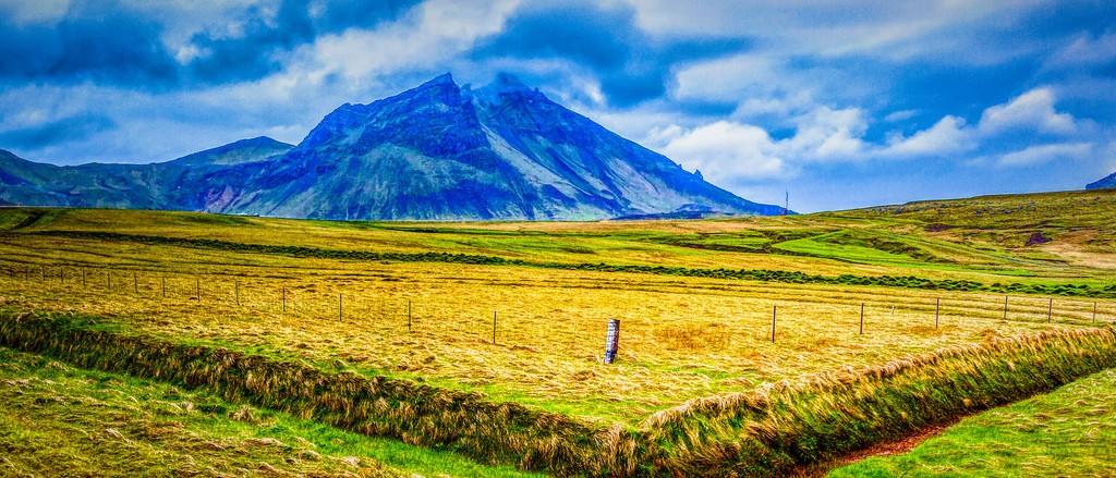 冰岛风采,迎面的山体_图1-24
