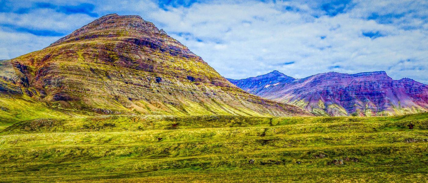 冰岛风采,迎面的山体_图1-23