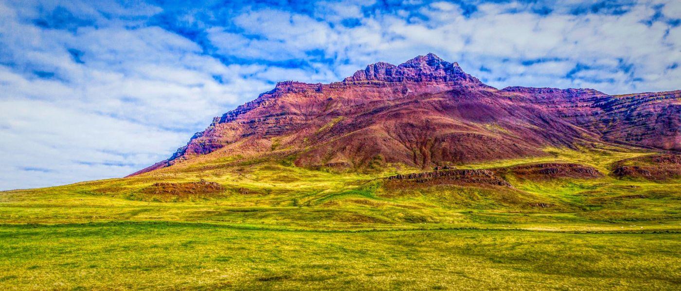 冰岛风采,迎面的山体_图1-22