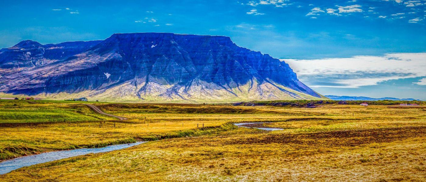 冰岛风采,迎面的山体_图1-21