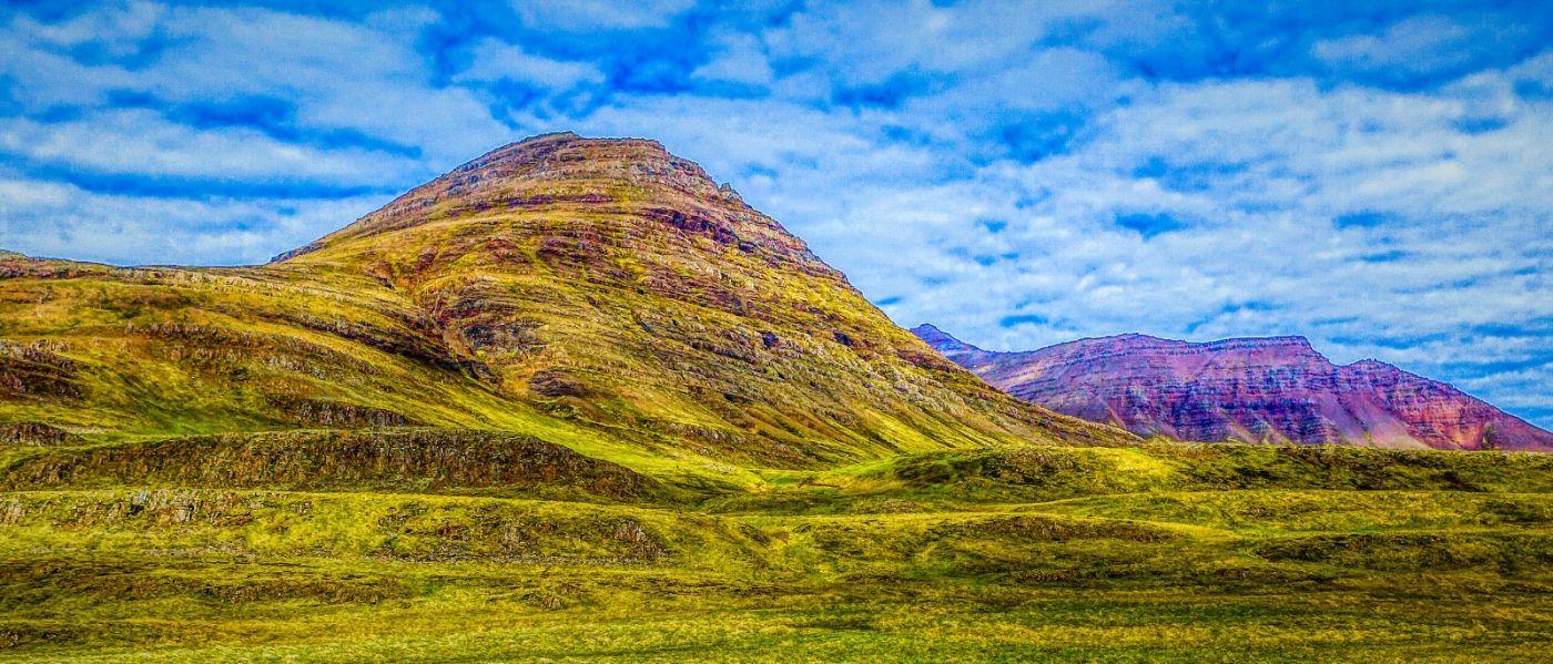 冰岛风采,迎面的山体_图1-19