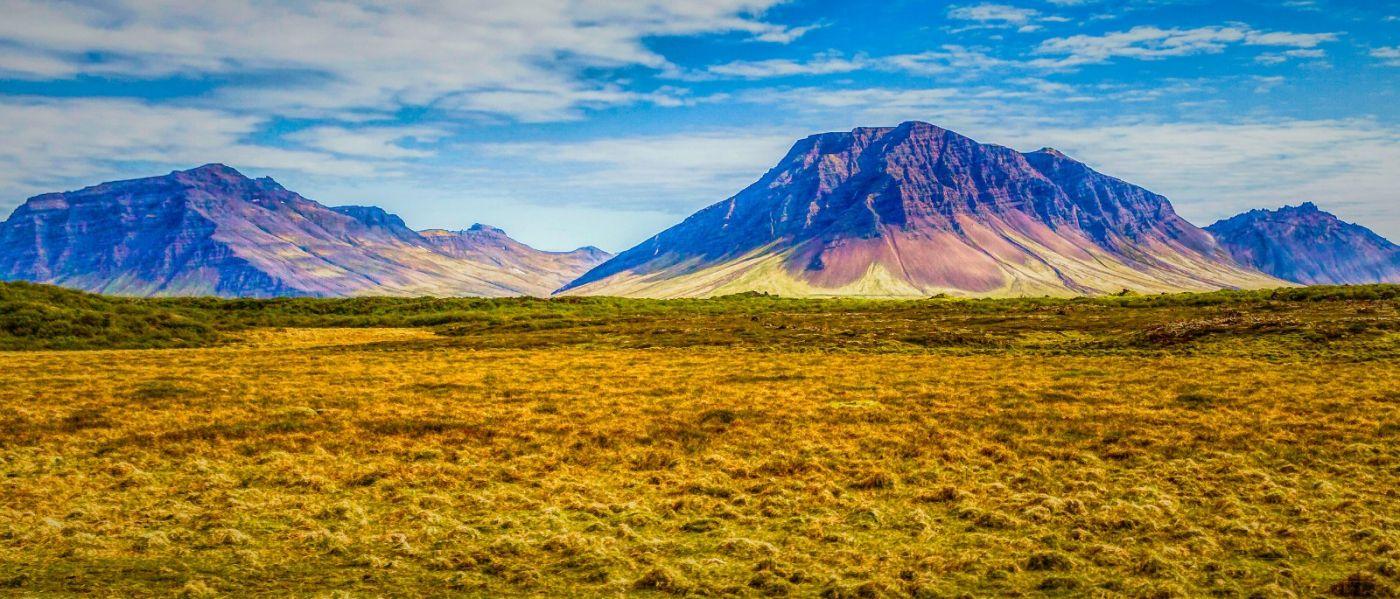 冰岛风采,迎面的山体_图1-20