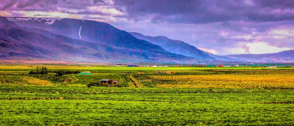 冰岛风采,迎面的山体_图1-16