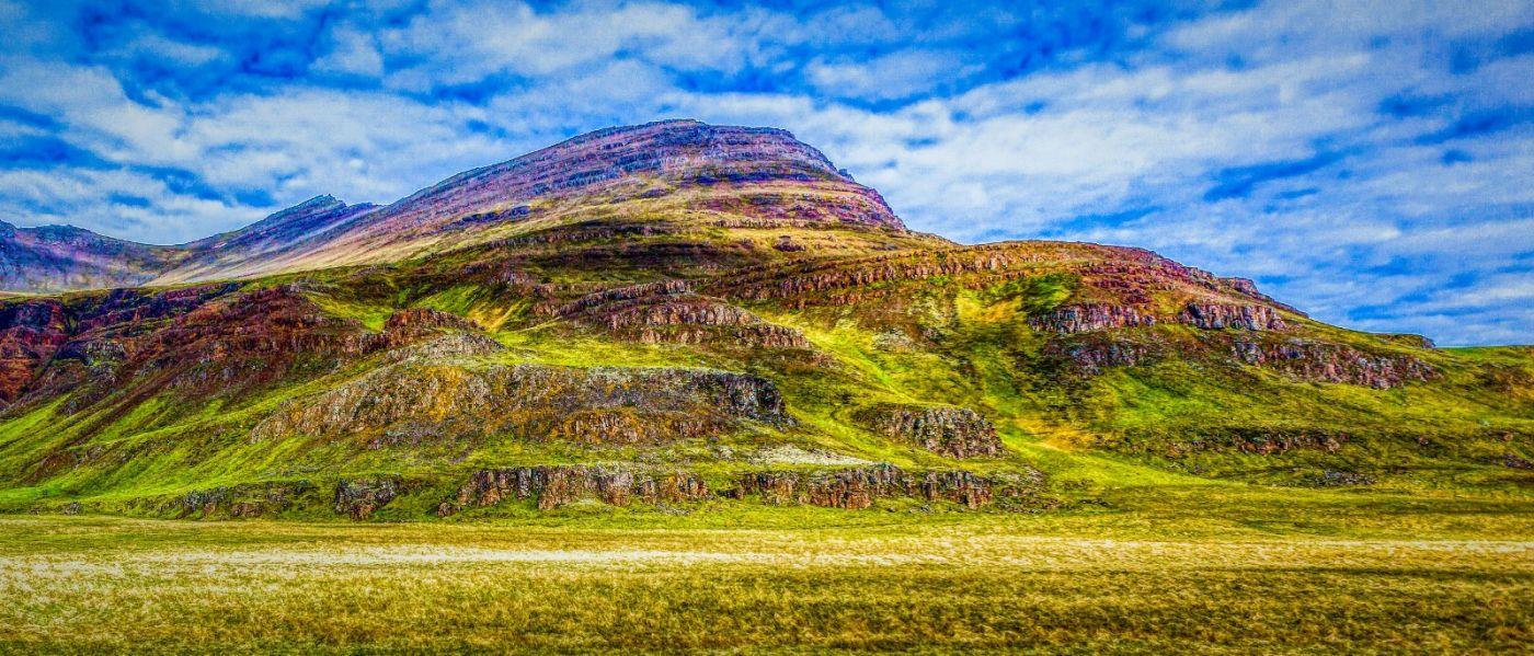 冰岛风采,迎面的山体_图1-14
