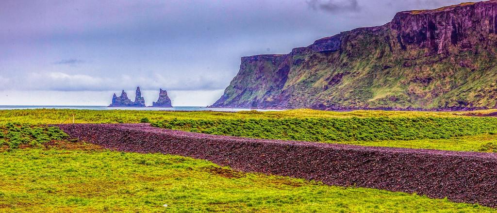 冰岛风采,迎面的山体_图1-15