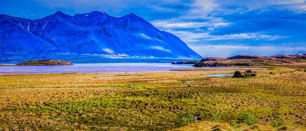 冰岛风采,迎面的山体_图1-9