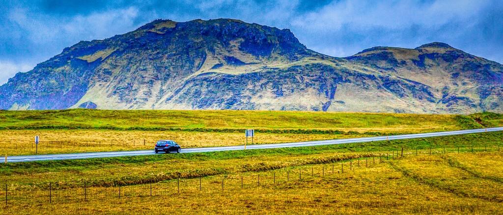 冰岛风采,迎面的山体_图1-12