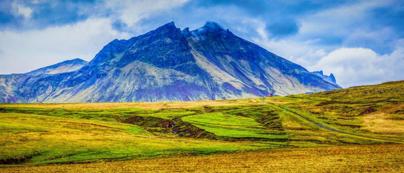冰岛风采,迎面的山体_图1-8
