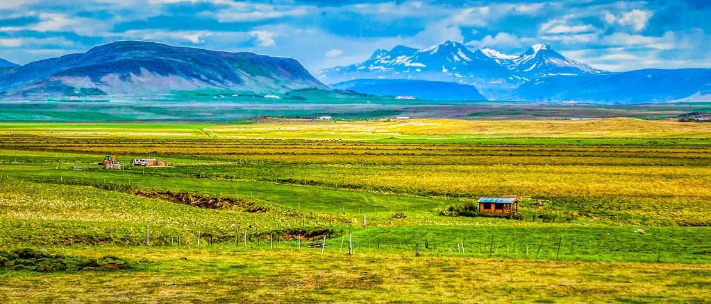 冰岛风采,迎面的山体_图1-6