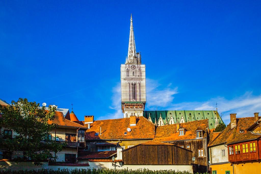 克罗地亚首都萨格勒布(Zagreb),城市印象_图1-26