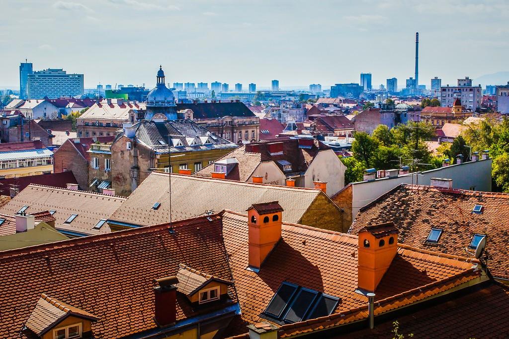 克罗地亚首都萨格勒布(Zagreb),城市印象_图1-23
